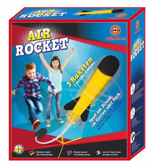 Raketenspiel