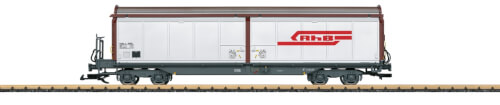 LGB L48570 I+0 Schiebewandwagen Haik-v RhB