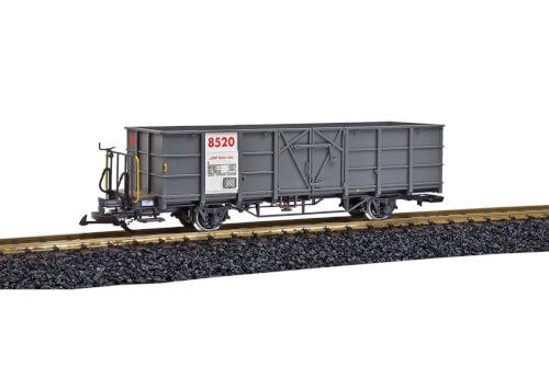 LGB L40881 I+0 Hochbordwagen RhB