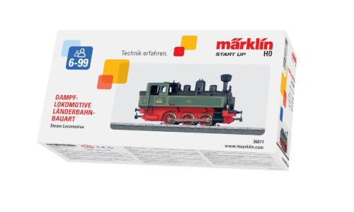 Märklin 36871 H0-Tenderlok Länderbahn