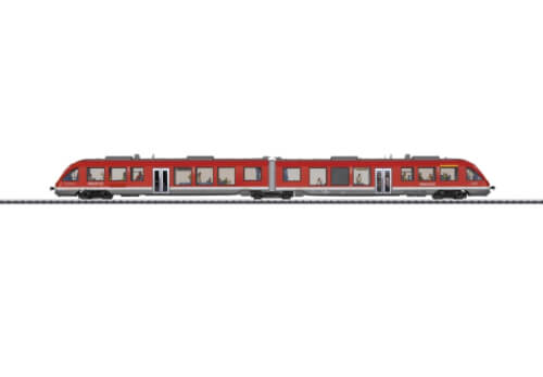 Trix T22930 H0 Dieseltriebwagen BR 648.2 DB AG