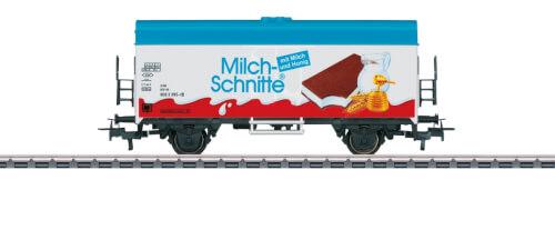 Märklin 44203 H0-Kühlwagen Milch Schnitte