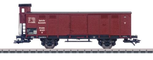Märklin 46160 H0 Ged.Güterwagen DRG