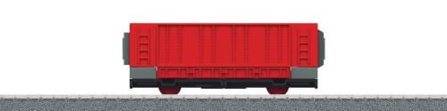 Märklin 44272 H0 Offener Güterwagen (Bausatz)