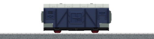 Märklin 44273 H0 Gedeckter Güterwagen (Bausatz)