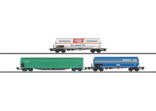 TRIX T31142 Güterwagen-Set