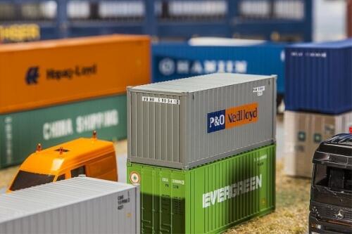 H0 20' Container P&O Nedlloyd