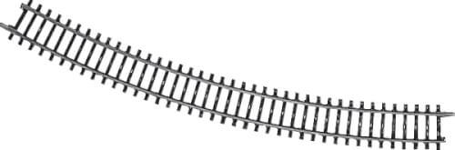 Märklin 2241 MÄRKLIN 2241 H0-Gleis geb.r553,9 mm,30 Gr.