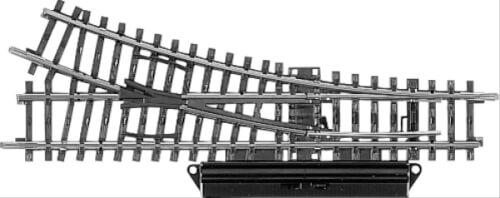 Märklin 2263 MÄRKLIN 2263 H0-El. Weiche rechts r424,6 mm