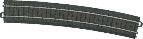 Märklin 24912 H0-Gleis geb.r1114,6 mm,12,1 Gr.
