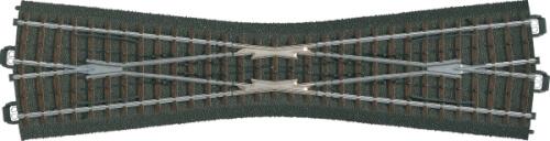 Märklin 24740 H0 Kreuzung schlank 236,1 mm