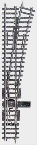 Märklin 22716 H0-Weiche rechts r902,4 mm