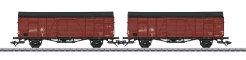 Märklin 46383 H0 Ged.Güterwagen SNCB