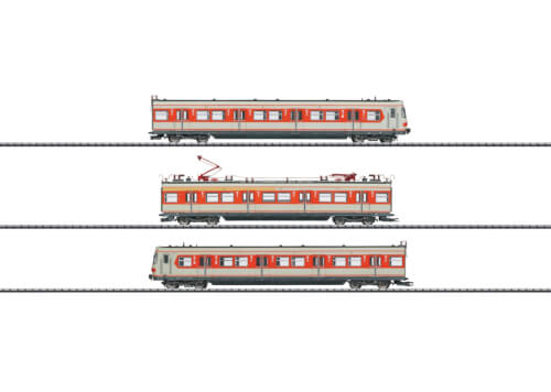 Trix T22654 H0 S-Bahn-Triebzug BR 420 DB