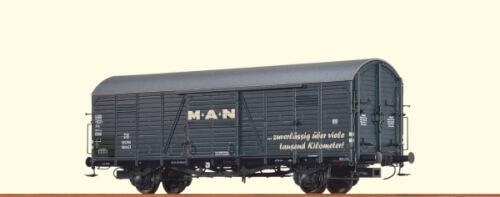 H0 GÜW Glrhs23 DB III MAN