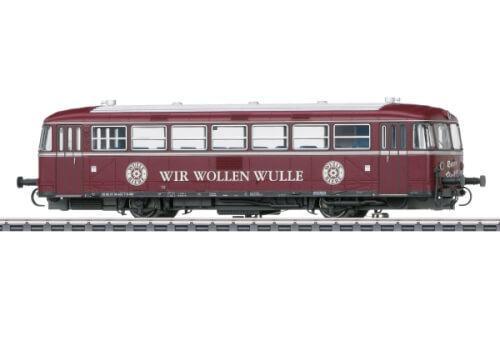 Märklin 39979 H0 Schienenbus VT98 Roter Flitzer