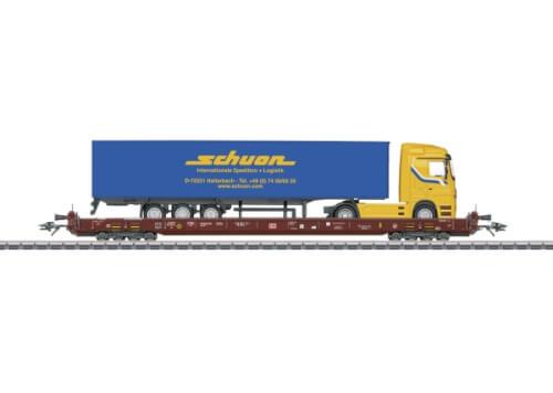 Märklin 47426 H0 RoLa Endwagen Schuon DB AG