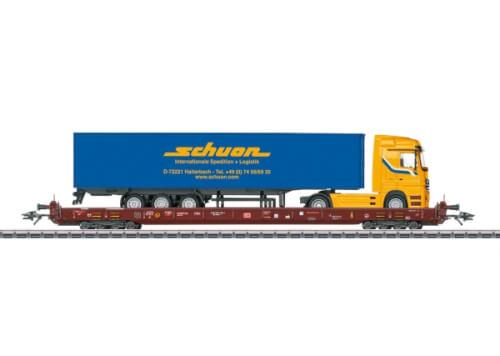 Märklin 47427 H0 RoLa Endwagen Schuon DB AG