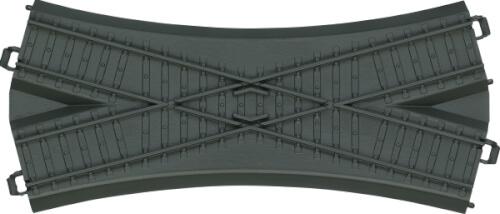 Märklin 23303 H0 Kunststoffgleis Kreuzung(Inh.2 St)