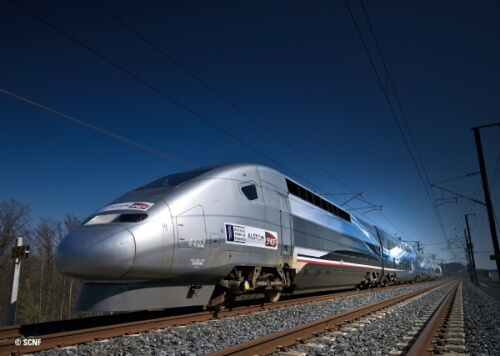 Märklin 37797 H0 TGV Duplex Weltrekord 2007