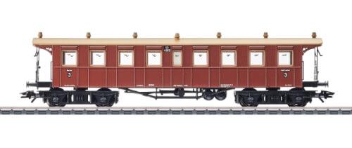 Märklin 42133 H0 Plattformwagen CCi K.W.St.E.