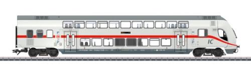 Märklin 43483 H0 IC2 Doppelstock-Steuerwagen 2. Klasse