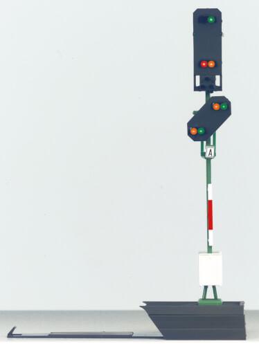 Märklin 76497 Licht-Einfahrsignal m.Vorsignal