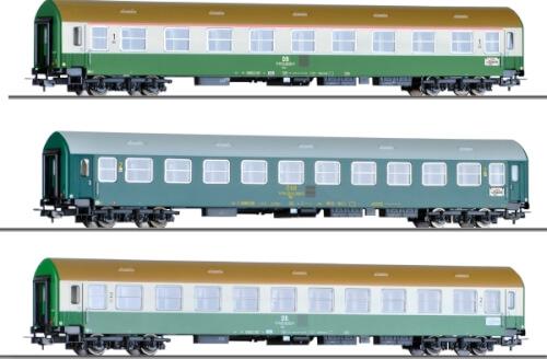 Reisezugwagen Set ''Vinddobona Teil 1''