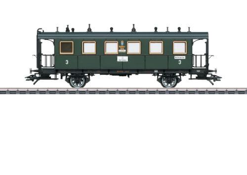 Märklin 42081 H0 Lokalbahnwagen CL K.Bay.Sts.B.