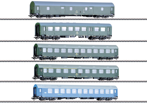 Märklin 42982 H0 Reisezugwagen-Set DR/DDR