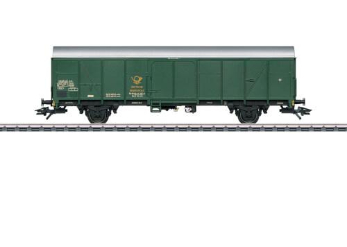 Märklin 47360 H0 Bahnpostwagen Post 2-t/13 DB