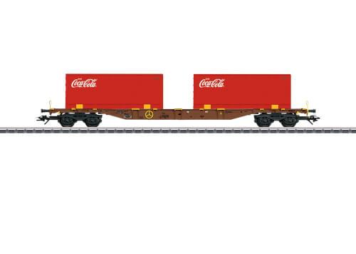 Märklin 47434 H0 Containertragwagen NO