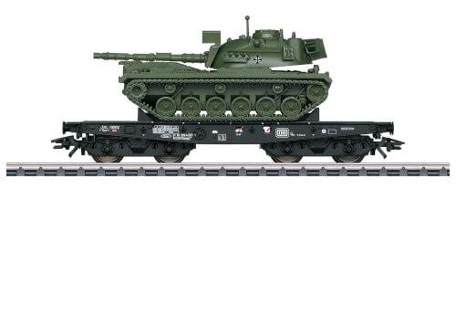 Märklin 48796 H0 Schwerlastwagen Rlmmp m.M48 DB