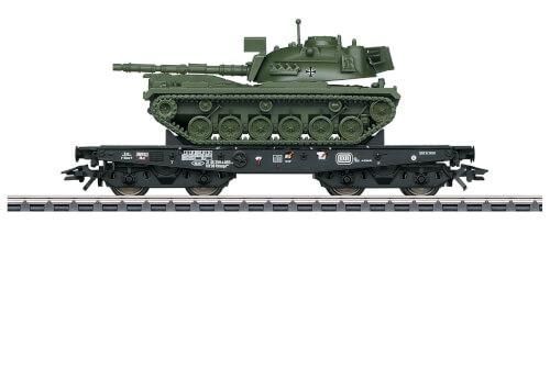 Märklin 48798 H0 Schwerlastwagen Rlmmp m.M48 DB