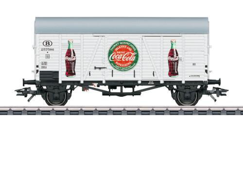 Märklin 48833 H0 Güterwagen Oppeln Coca Cola SNCB