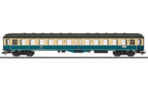 Trix T23165 H0 Eilzugwagen Bym(b)421 DB