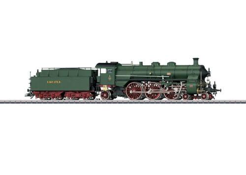 Märklin 39436 H0 Dampflokomotive S 3/6, die Hochhaxige