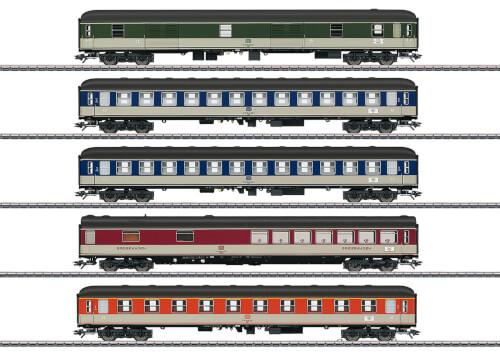 Märklin 43917 H0 Personenwagen-Set
