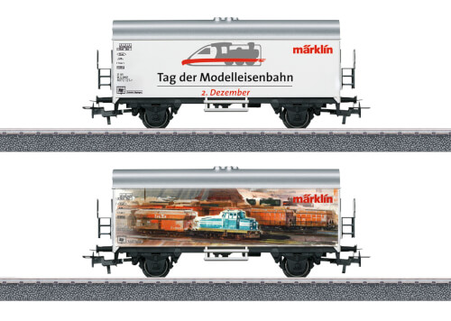 Märklin 44260 H0 Int.Tag der Modellbahn 2019-Wagen
