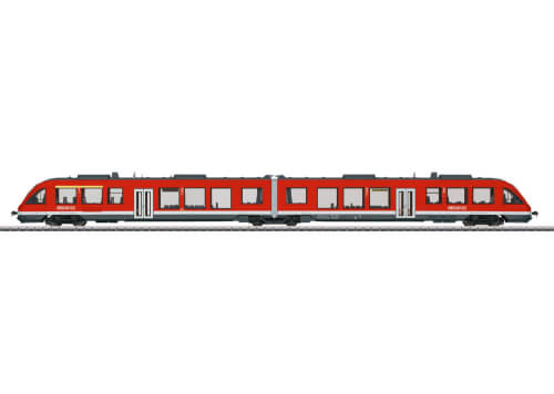 Märklin 37716 H0 Nahverkehrs-Dieseltriebwagen Baureihe 648.2