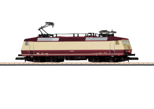 Märklin 88527 Z Elektrolokomotive Baureihe 120
