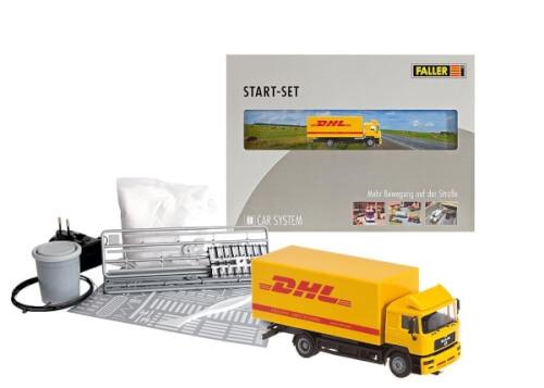 H0 Car System Start-Set LKW DHL