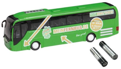 H0 MAN Lions Coach Bus MeinFernbus (RIETZE)