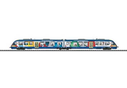 TRIX T16481 Dieseltriebwagen BR 648.2