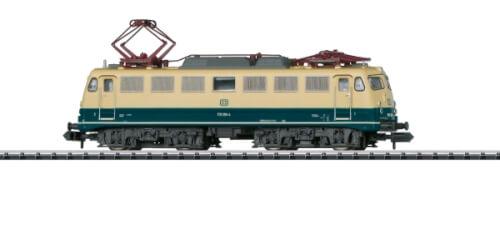 Trix T16103 N Elektrolokomotive  BR 110 DB