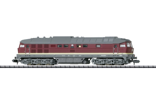 Trix T16234 N Diesellokomotive  BR 132 DR