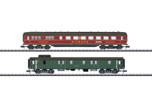 Trix T15801 N Schnellzugwagen-Set DRB