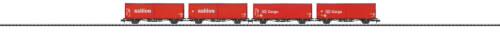 Trix T15544 N Schiebewandwagen-Set DB AG