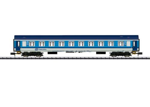 Trix T15989 N Schnellzug-Halbgepäckwagen CD