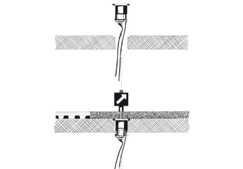 Trix T66740 N  Beleuchtungseinrichtung für Weichenlaterne